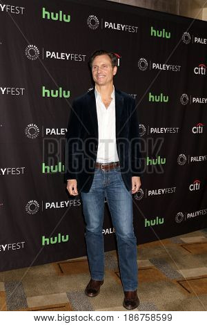LOS ANGELES - MAR 26:  Tony Goldwyn at the 34th Annual PaleyFest Los Angeles -