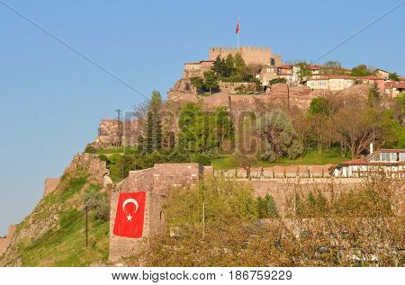 Ankara Castle - Ankara, Turkey
