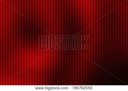 Deep burgundy red abstract blurred gradient mesh with light lines vector background