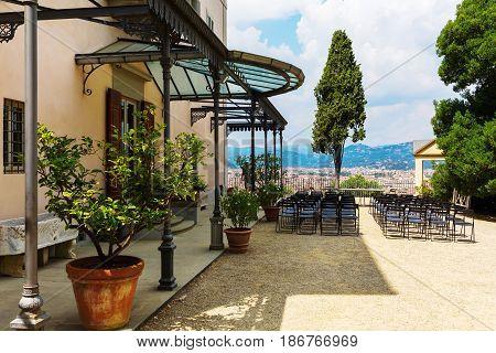 Giardino Bardini In Florence, Italy