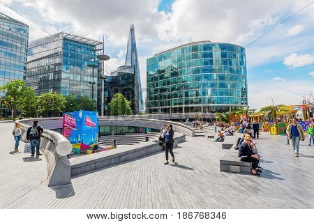 The Scoop In London, Uk