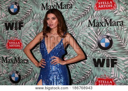 LOS ANGELES - FEB 24:  Blanca Blanco at the 10th Annual Women in Film Pre-Oscar Cocktail Party at Nightingale Plaza on February 24, 2017 in Los Angeles, CA