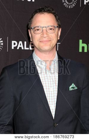 LOS ANGELES - MAR 26:  Joshua Malina at the 34th Annual PaleyFest Los Angeles -