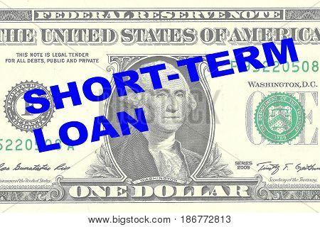 Short-term Loan Concept