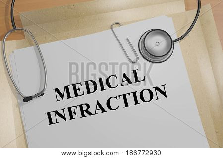 Medical Infraction Concept