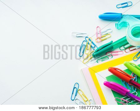 Stationery Colorful School Writing Tools Accessories Pens