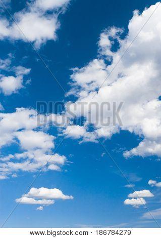 Cloudscape Divine Shining Day