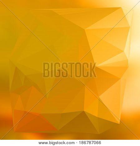 Modern Abstract Background Triangles 3D Effect Glowing Light47