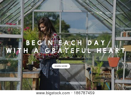 Start Day Grateful Heart Expression Sayings