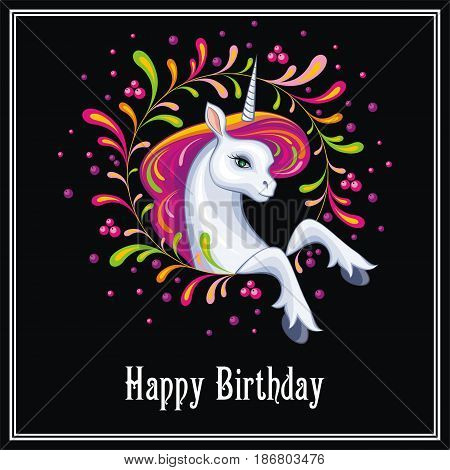 Happy Birthday Greeting Card.eps