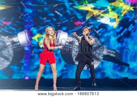 Ilinca & Alex Florea From Romania Eurovision 2017