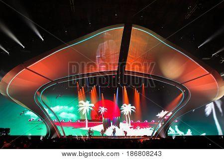 Isaiah Firebrace From Australia Eurovision 2017