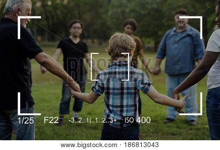 Camera Viewfinder Capture Snapshot Vector Illustration Graphic