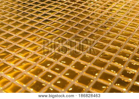 Texture of ceramic mosaic flooring tiles., Abstract background.