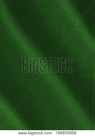 Green fabric texture. Fabric, fabric texture, fabric background.Green fabric background. Green textile material closeup. Green fabric closeup.