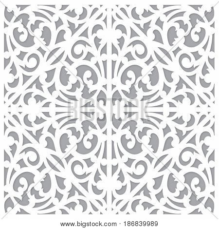 Seamless Pattern Ornament Decorate