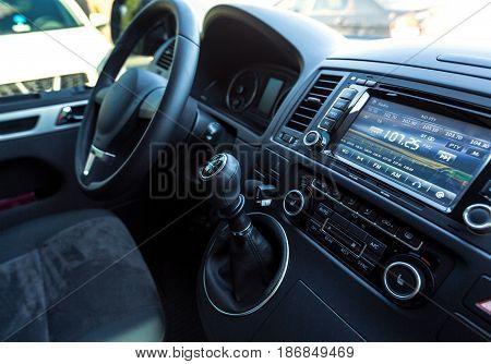 Car interior inside transportation inside a car steering wheel car interior