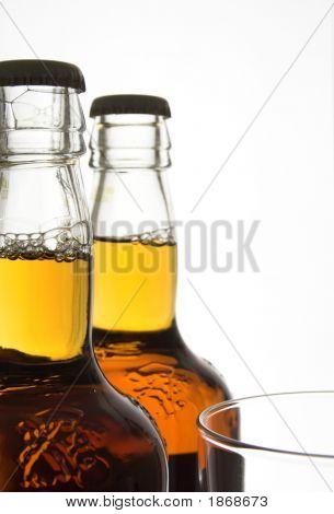 Backlit Beer