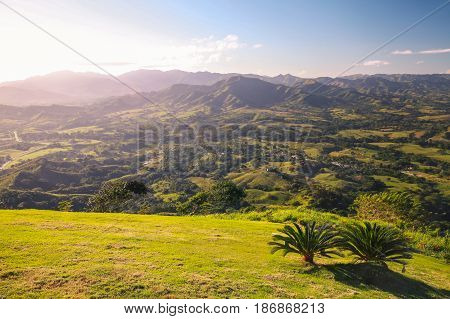 Dominican Republic, Natural Landscape