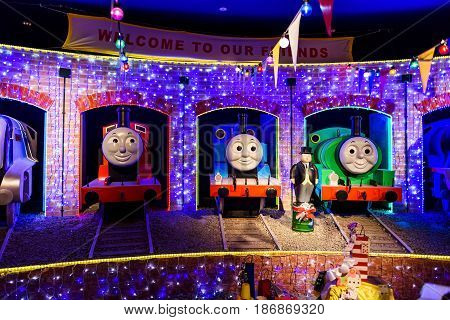 Thomas Land Theme Park