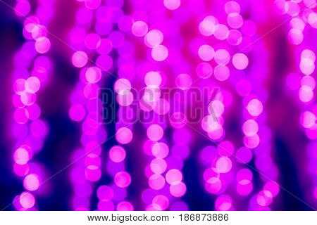 The purple curtain. Abstract blurred color background