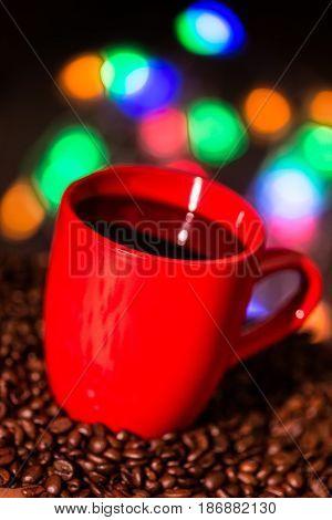 Coffee cup coffee cup coffee bean hot drink mug caffeine