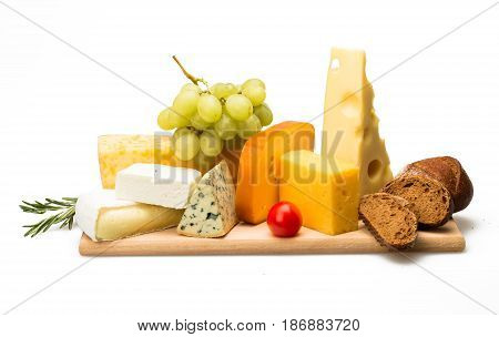 Cheese cheese plate cheese platter cheese tray bread cheese board grape