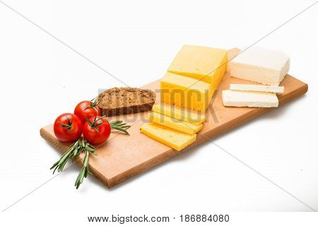 Cheese cheese plate cheese platter cheese tray cheese board cherry tomatoes bread