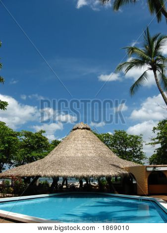 Blue Skies Blue Water Beautiful Resort