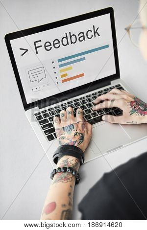 Feedback Answer Evaluation Report Review Concept