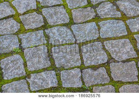 Stone Block Seamless Texture, The Road To Pedestrians