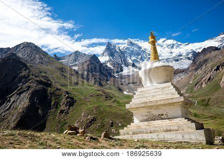 Little Stupa