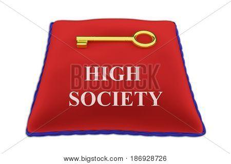 High Society Concept