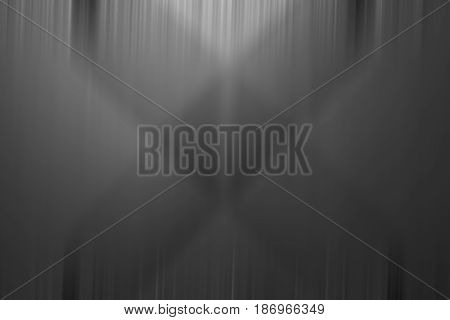 Dark cross grey black and white tones abstract soft blur background