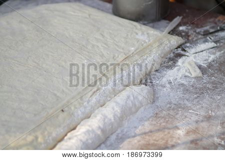 Oil-fried Pastry