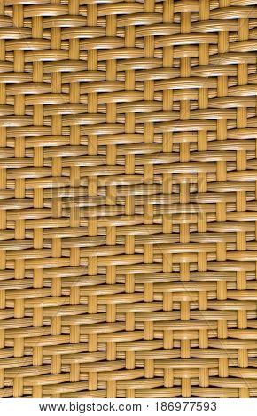 tight binding plastic strips beige color texture