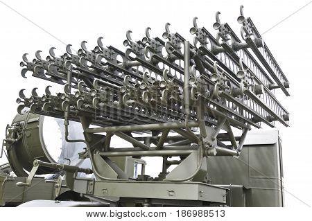 Self-propelled Rocket Launcher