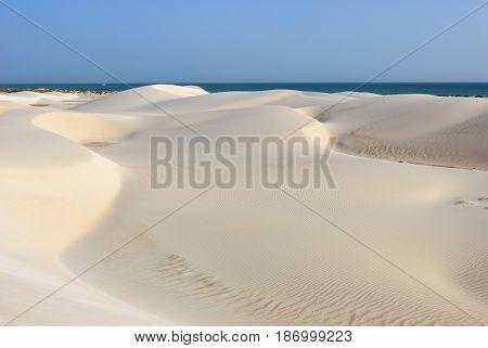 Aomak Beach, Socotra Island, Yemen