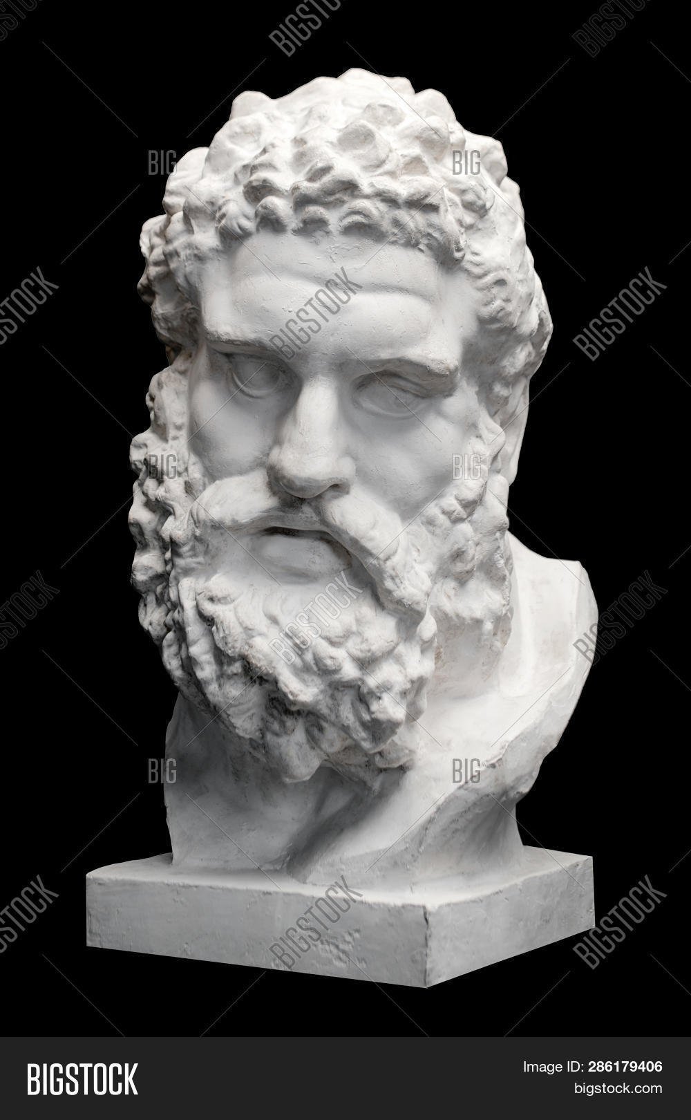 Bust Farnese Hercules Image & Photo (Free Trial) | Bigstock