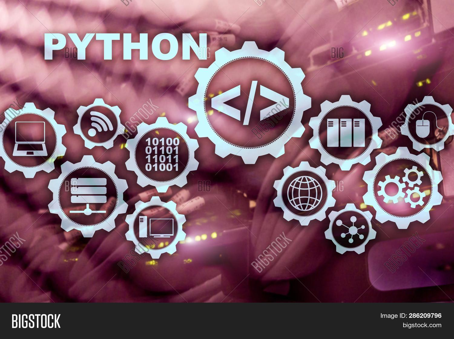 Python Programming Image & Photo (Free Trial) | Bigstock