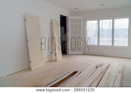 Process For Under Construction, Remodeling, Renovation, Extension Restoration And Reconstruction Doo