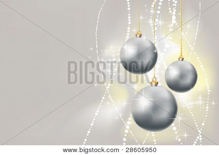 Christmas vector composition