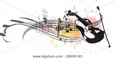 Vector musical composition