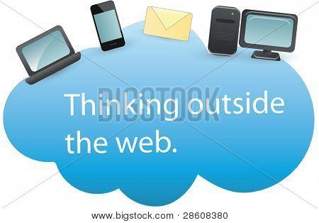 Thinking outside the web