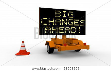 Big Changes