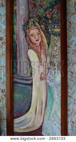 Painting Of Ladies
