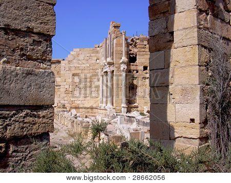Leptis Magna Roman Ruins, Libya