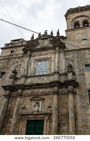 Mosteiro De San Martino Pinario, Santiago De Compostela, Spain
