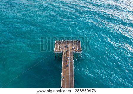 Juno Beach Pier Located In Juno Beach, Fl