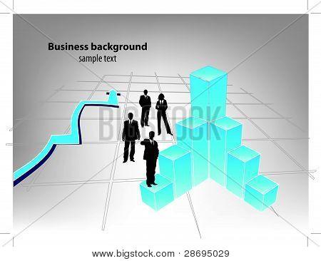 Business visit card